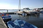 Zislow Hafen